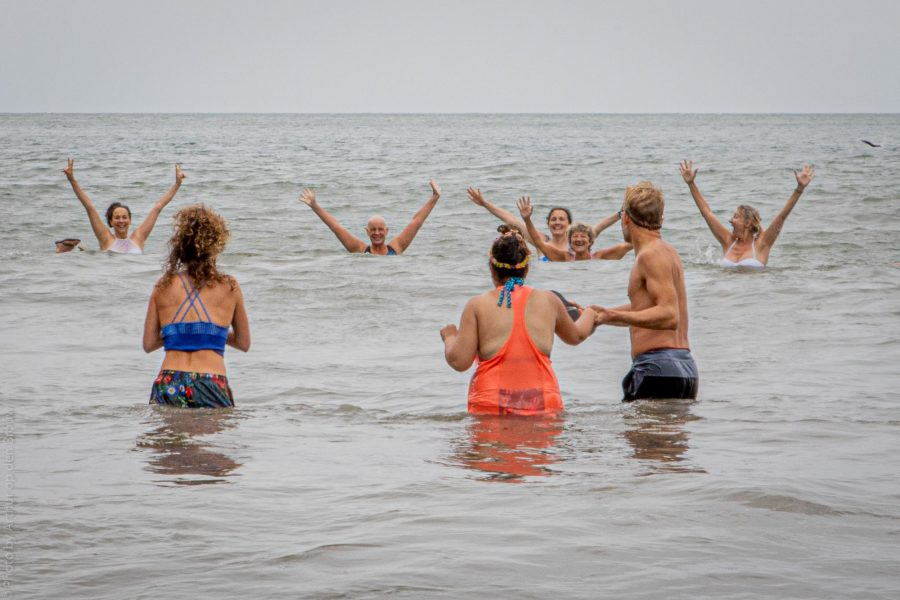 Invigorating Sea Dip